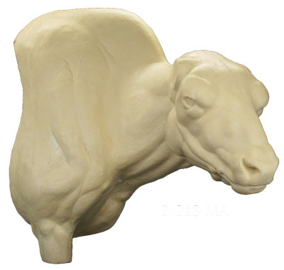 Buffalo Wall Pedestal